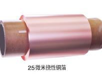 25微米挠性铜箔