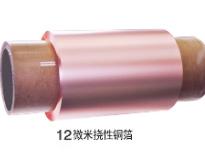 12微米挠性铜箔